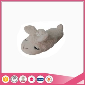 Sheep Style Soft Plush Animal Slipper for Winter 2017 pictures & photos