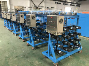 Ultra-Fine Electrical Cable Wire Twisting Machine (FC-300B) pictures & photos
