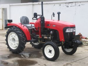 Suyuan Sy-300 2WD Agricultural Farm Wheeled Tractor