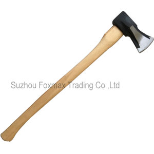 Axe with Wooden Handle /Fiberglass Handle, Drop-Forged Steel Head pictures & photos