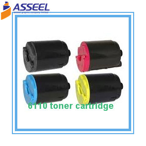 Color Compatible Toner Cartridge for Xerox 6110 pictures & photos