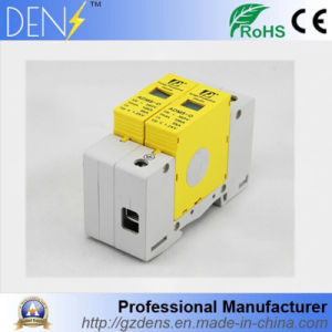 Standard 35mm DIN Rail 2p 5ka 10ka 385V AC Surge Protection Device pictures & photos