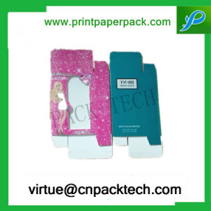 Custom Fashion Folding Eyeshadow of Cosmetic Paper Packaging Box pictures & photos