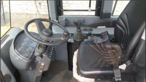 5ton Wheel Loader with Grapple Fork pictures & photos
