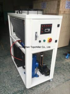 Air to Water Cooled Industrial Chiller for Cooling Medical Equipment pictures & photos