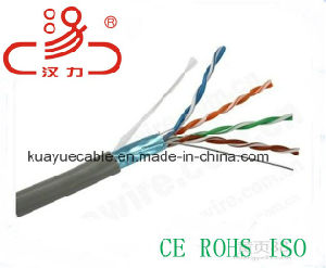 4 Pair Cat5e UTP/Computer Cable/Data Cable/Communication Cable/Audio Cable/Connector pictures & photos