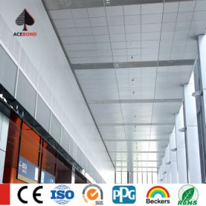 Decorative Building Aluminum Hook on Ceiling Aluminum Wire Mesh Ceiling pictures & photos