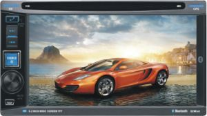 6.2 Inch Double DIN Car Audio 6201 pictures & photos