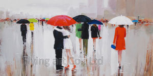 Chinese Wall Acrylic Art Oil Painting pictures & photos