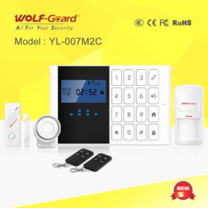 GSM Wireless Transmission Intelligent Intruder System Alarm (YL-007M2C-1) pictures & photos
