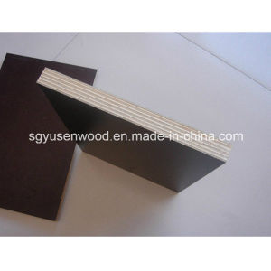 17mm Black Brown Film Faced Plywood pictures & photos