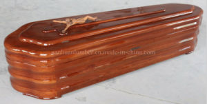 New Model Coffin with Glass (UE3500) pictures & photos