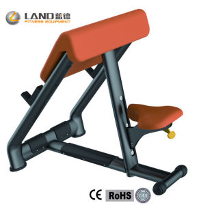 Luxury Gym Weights Equipment/Scott Bench /Commercial Fitness Machine (LD-7023)