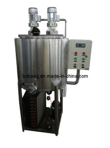 High Quality Milk Cooling Tank Ice Cream Machine pictures & photos