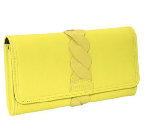 Twirl Long Wallet with Flap (GY-003)