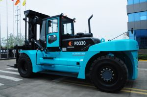 330ton Diesel Forklf Truck pictures & photos