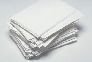 A4 Copy Paper, Double a A4 Paper 80GSM (100% Woodpulp 75g 75g 80g A4 Copy Paper) pictures & photos