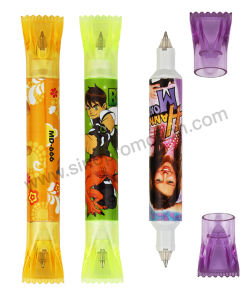 Hot Sale Novelty Promotional Gift Click Gift Pen pictures & photos