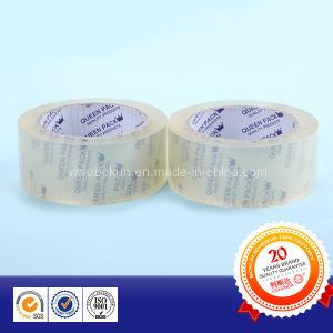 Transparent BOPP Packing Tape for Carton Sealing pictures & photos