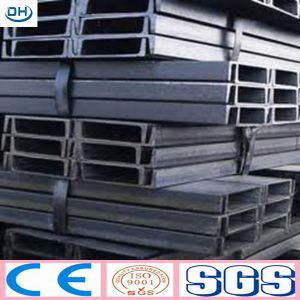 China High Quality Q235 JIS Steel U Channel 125*65*5.2*6.8 pictures & photos