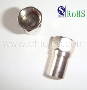 Hot Sale F-Connector (4-136) Changzhou Honglu pictures & photos