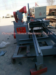Automatic Sliding Table Saw Machine Made in China pictures & photos