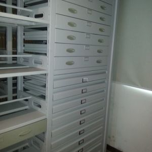 Mobile Racking System Mobile File Cabinet pictures & photos