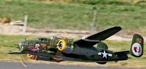 12CH Electric Epo Large Scale B25 RC Aircraft