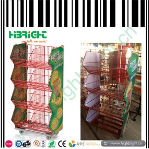 Storage Stackable Display Rack for Sale pictures & photos