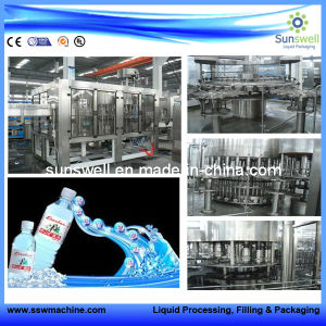 3 in 1 Mineral Water and Pure Water Jar Rinsing, Filling and Capping Machine 1, pictures & photos