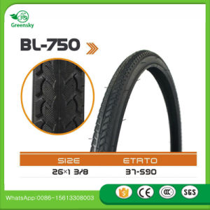 Solid Rubber 20X2.125 BMX Bicycle Tire pictures & photos