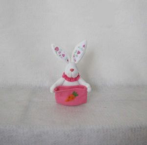 Bunny Boy & Girl Decoration Gift Card Holder Easter pictures & photos