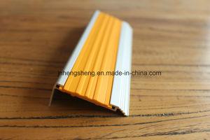 Aluminium Non-Slip Stair Tread Nosing pictures & photos