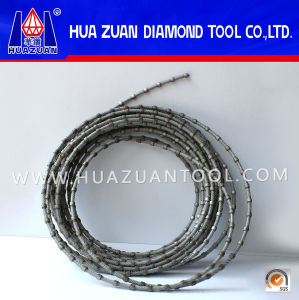 Diamond Wire Saw for Stone Cutting in The World pictures & photos