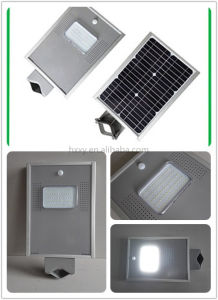 2016 25W-80W Hot Sell LED Solar Street Light pictures & photos
