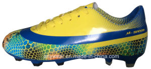 Soccer Football Shoes with TPU Outsole Boots (815-8633) pictures & photos