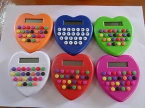 Heart-Sharped Calculator