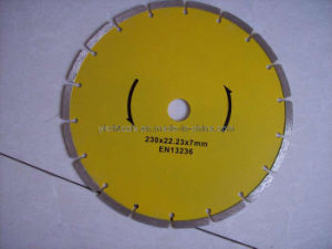 Cold Press Continuous Rim Blade for Ceramic Tiles pictures & photos