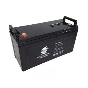 Solar Sealed Lead Acid Power Battery AGM Battery pictures & photos