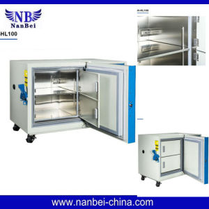 100L Ultra Low Temperature Freezer Refrigerator with Factory Price pictures & photos