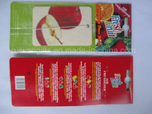Apple Paper Car Air Freshener for Advertising Gift pictures & photos