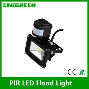 Waterproof PIR LED Flood Light 50W