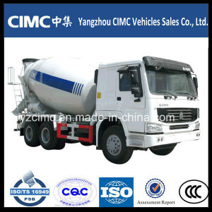 China Sinotruk HOWO 6*4 Concrete Mixing Truck pictures & photos