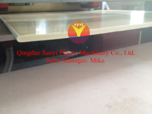 Wood Plastic Composite Board Production Line pictures & photos