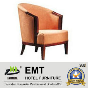 Comfortable Wooden Hotel Chair (EMT-022) pictures & photos