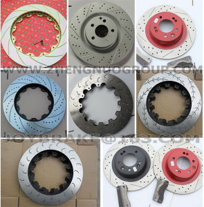 Designed by Customer Modified Brake Disc Rotor pictures & photos