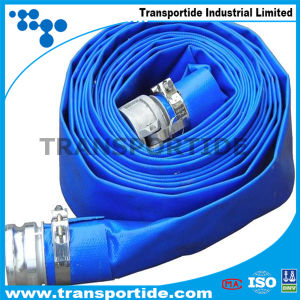Agriculture PVC Layflat Irrigation Discharge Hose pictures & photos