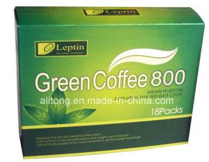 High Quality Green Coffee 800 Leptin Slimming Coffee