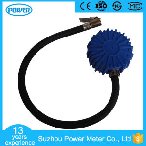 "2.5""63mm Tire Pressure Gauge with Rubber Hose pictures & photos"