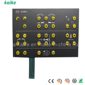 Button Membrane Keypad Switch pictures & photos